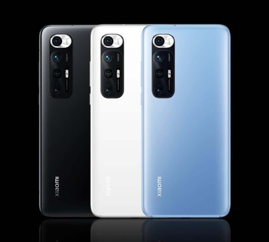 Xiaomi Mi 10SはMi 10のアップグレードモデル
