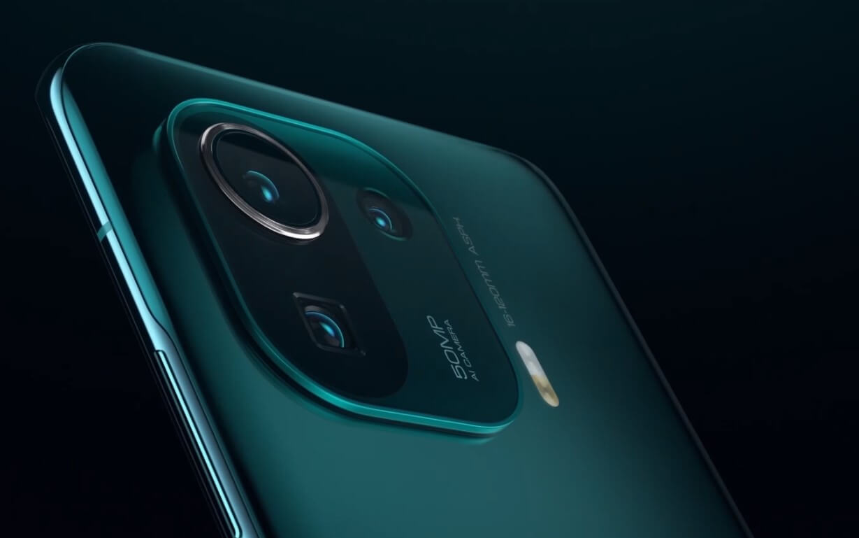 スマートフォンカメラで最高レベルの性能をもつMi 11 Pro