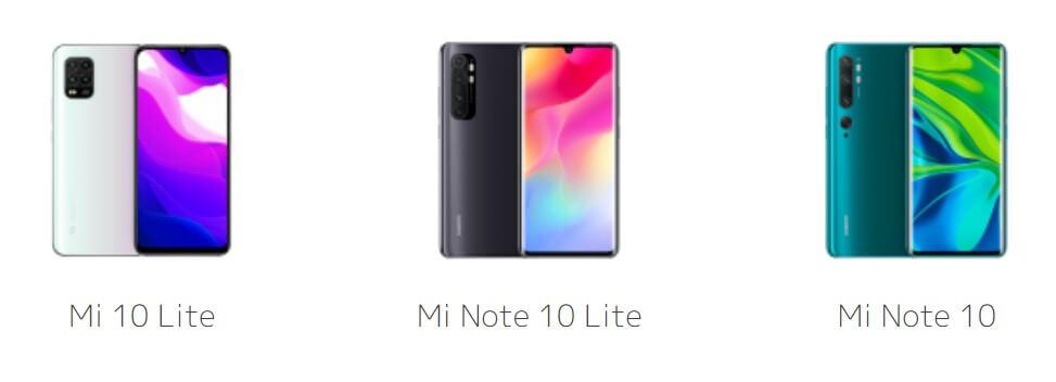 Xiaomiが日本市場に投入したMi シリーズ