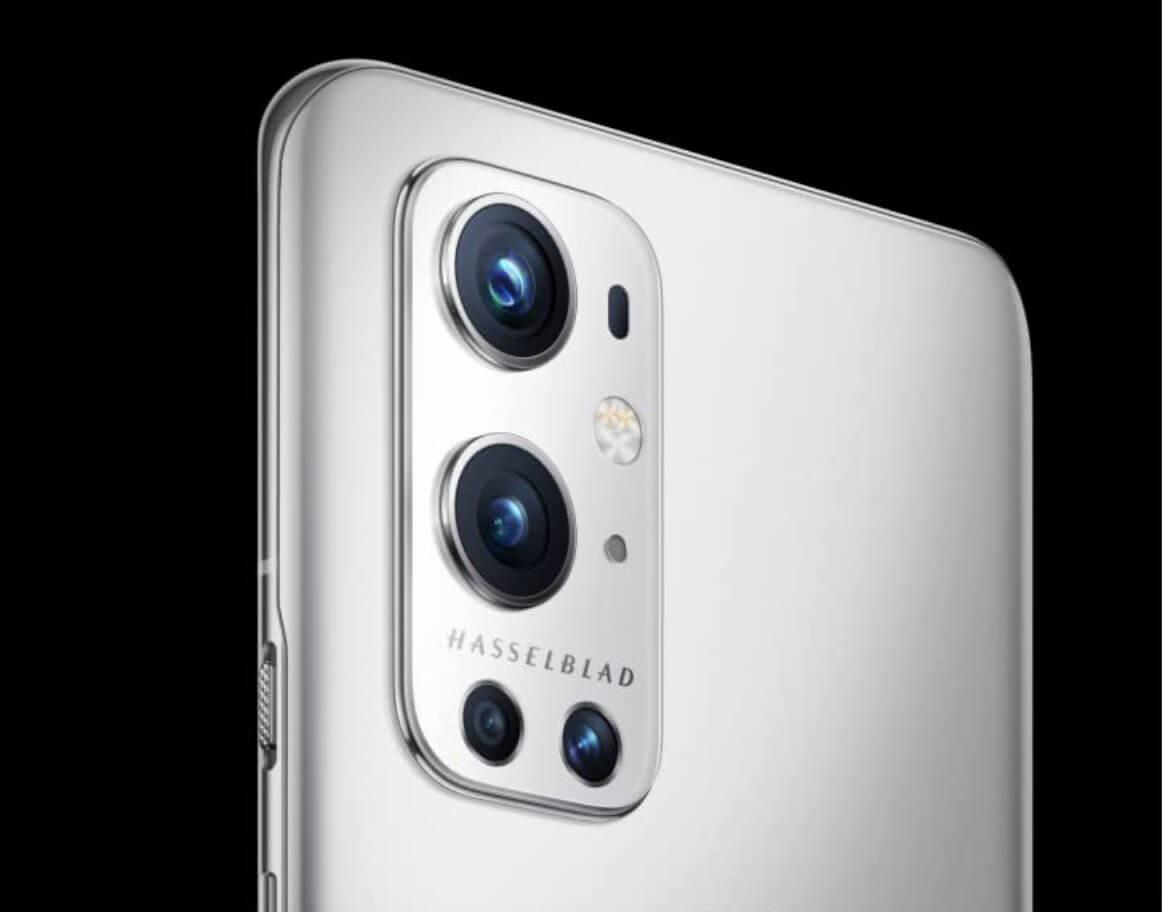 OnePlus 9 Proのカメラ