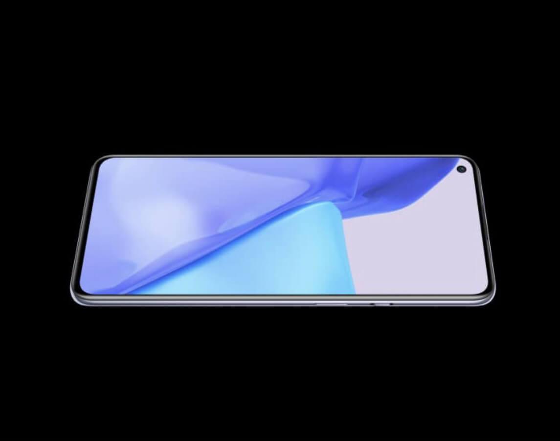 OnePlus 9のディスプレイは120Hzのリフレッシュレートに対応