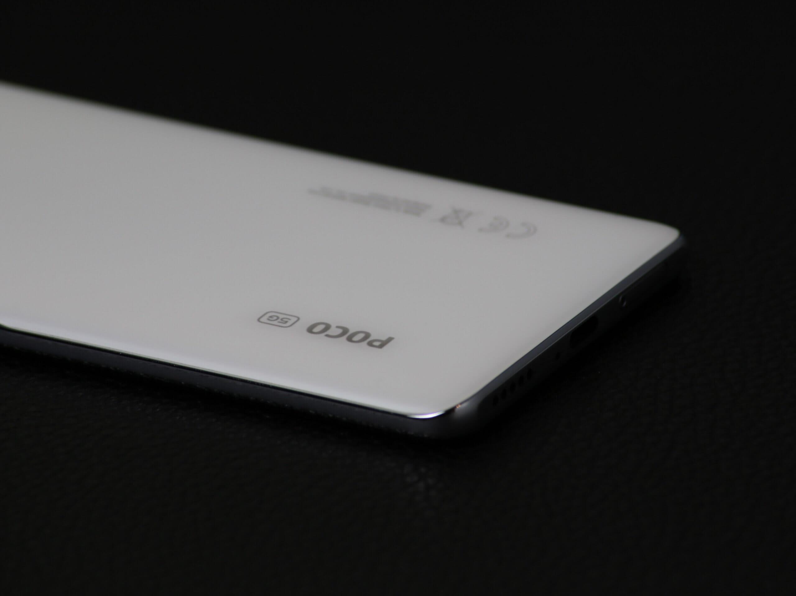 POCO F3 5Gの撮影画像2