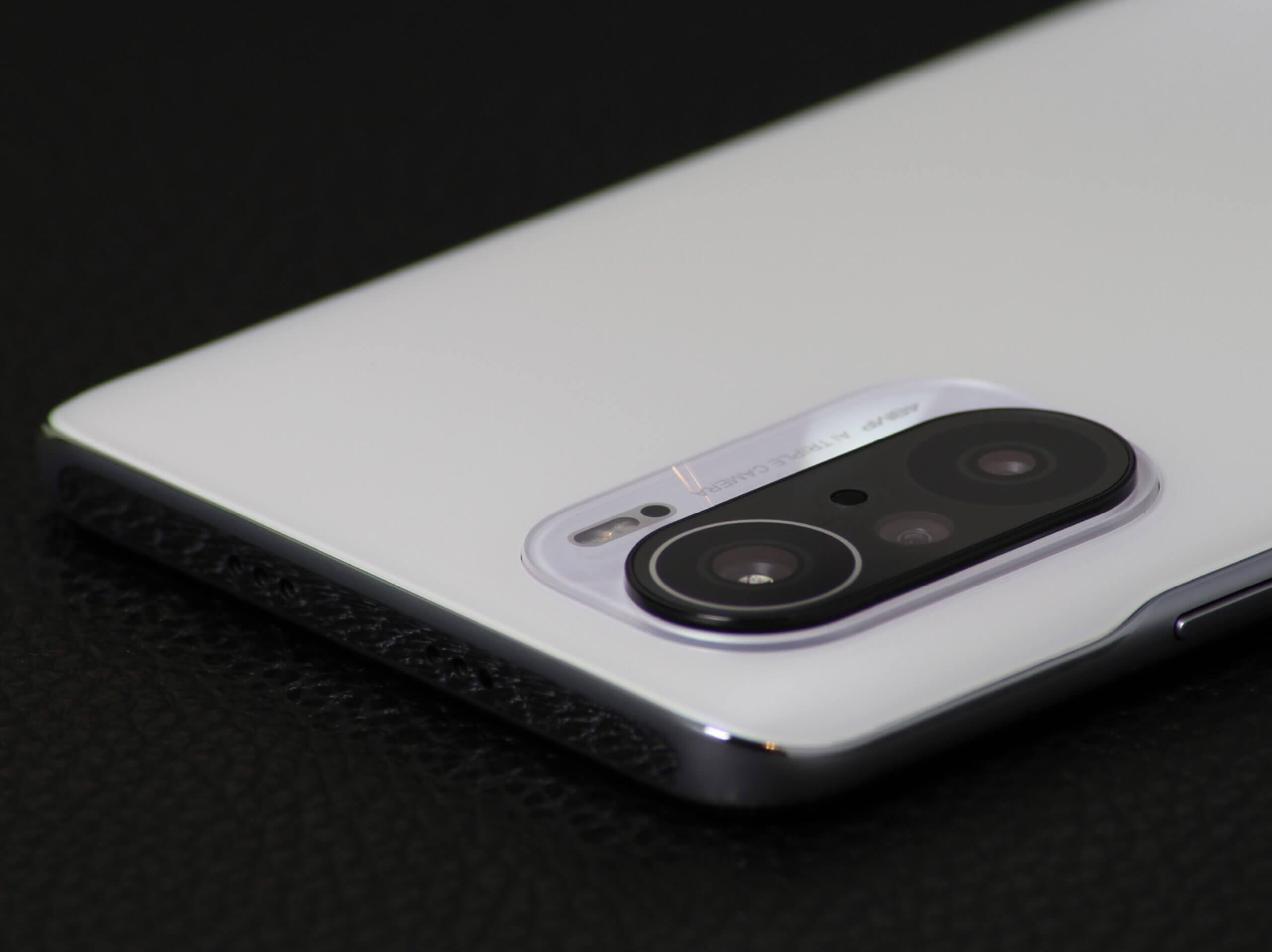 Xiaomi POCO F3のカメラはHEIF形式に対応