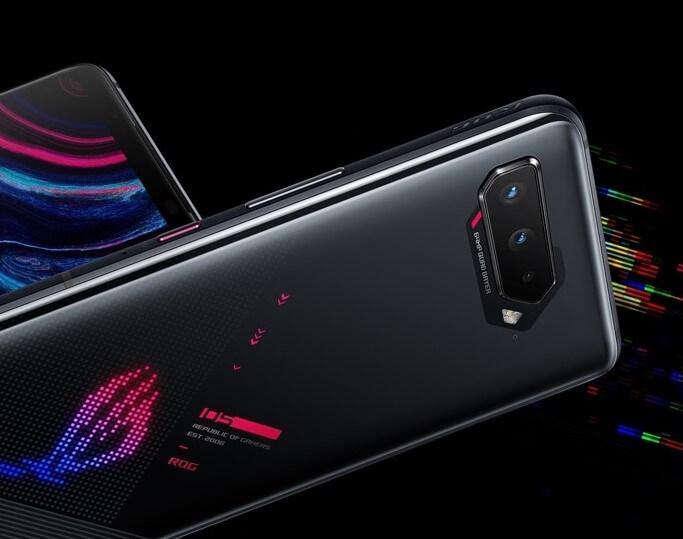 ROG Phone 5シリーズのカメラセンサーはIMX686