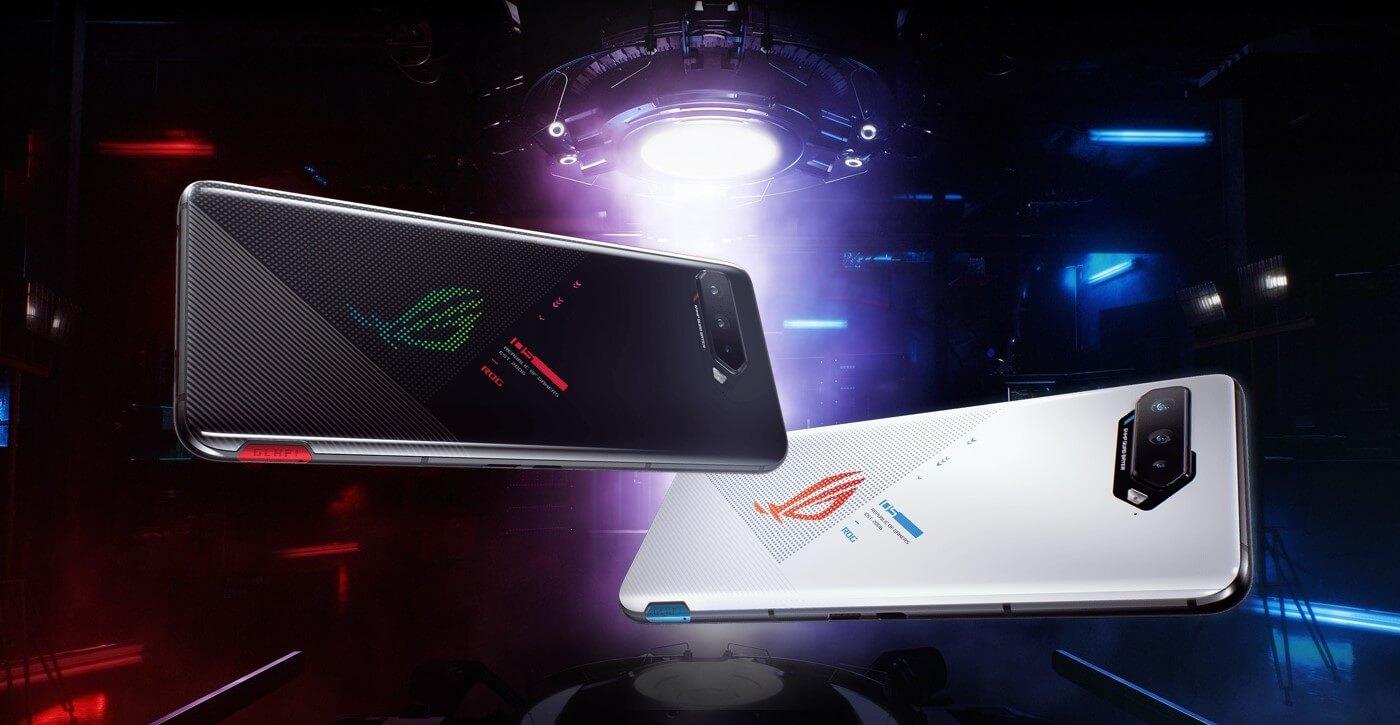 ROG Phone 5は3月から発売開始