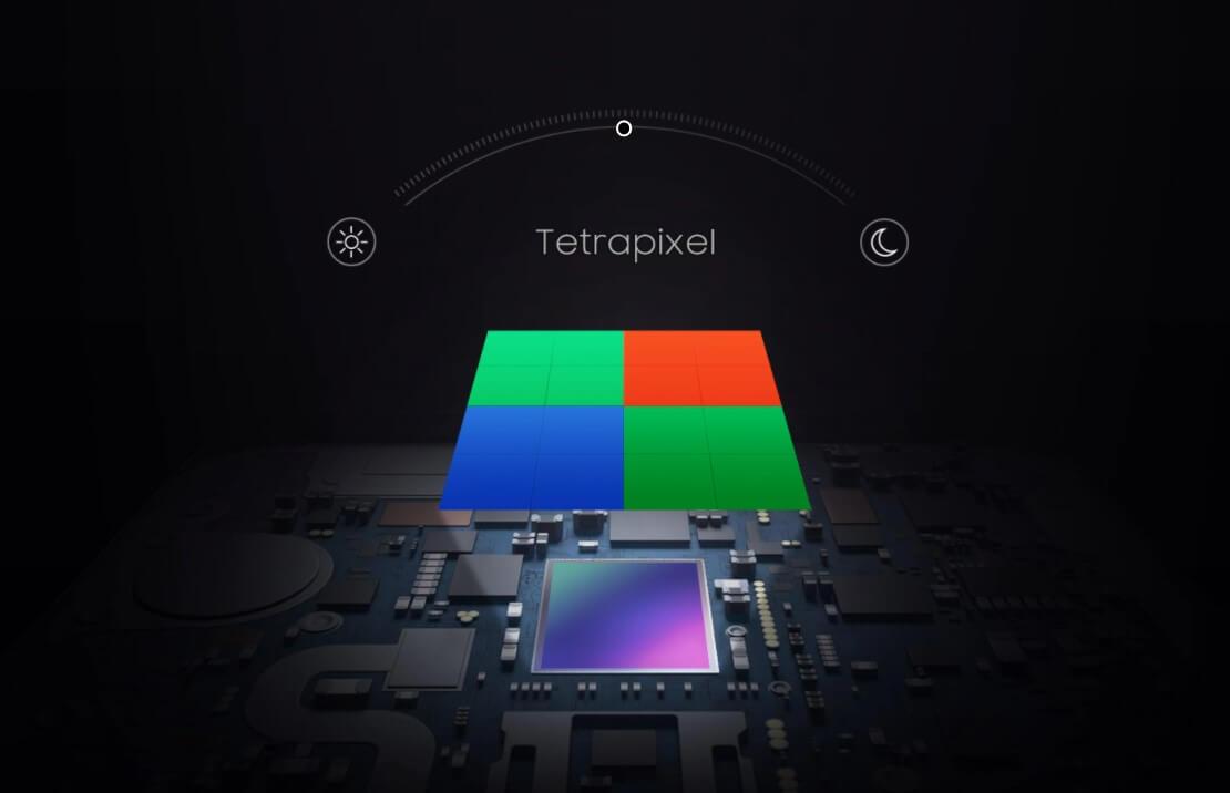 Redmi Note 10 Proはピクセルビニング機能により画素サイズを2.1umとして認識する事が可能