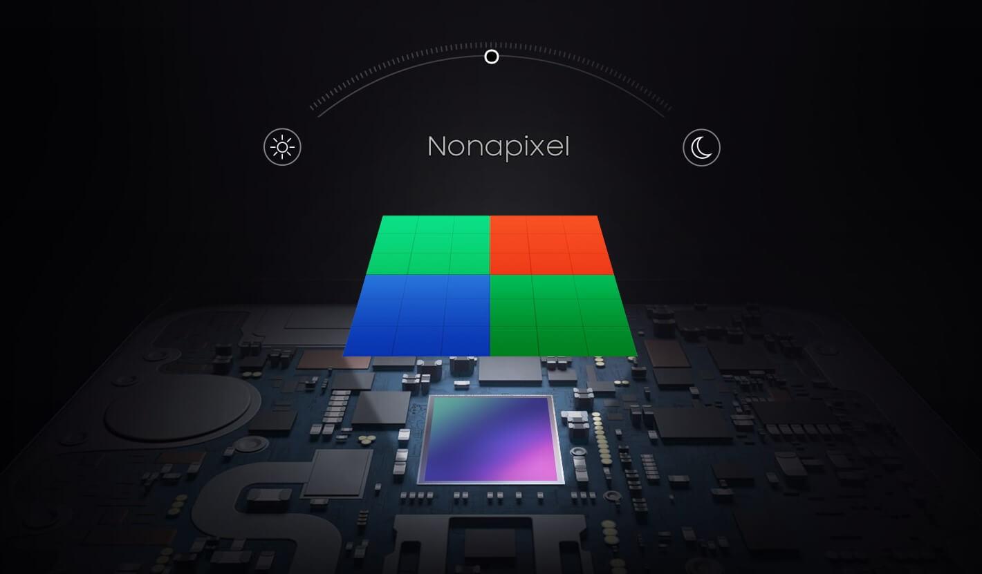 Redmi Note 10 ProはカメラセンサーにSamsungのHMを搭載