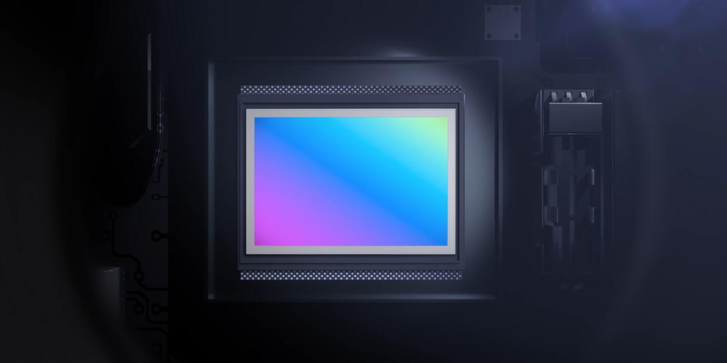 Samsung ISOCELL GN2はスマートフォン用のイメージセンサーの中では最大サイズ