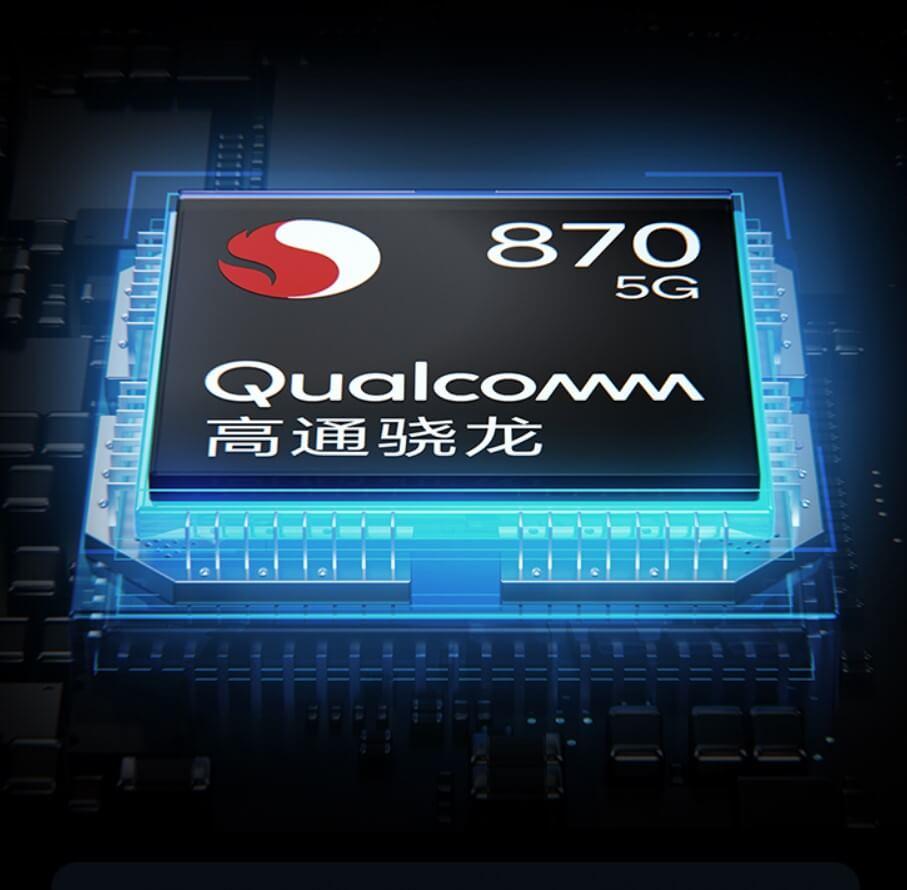 Xiaomi Mi 10SはSnapdragon 870搭載