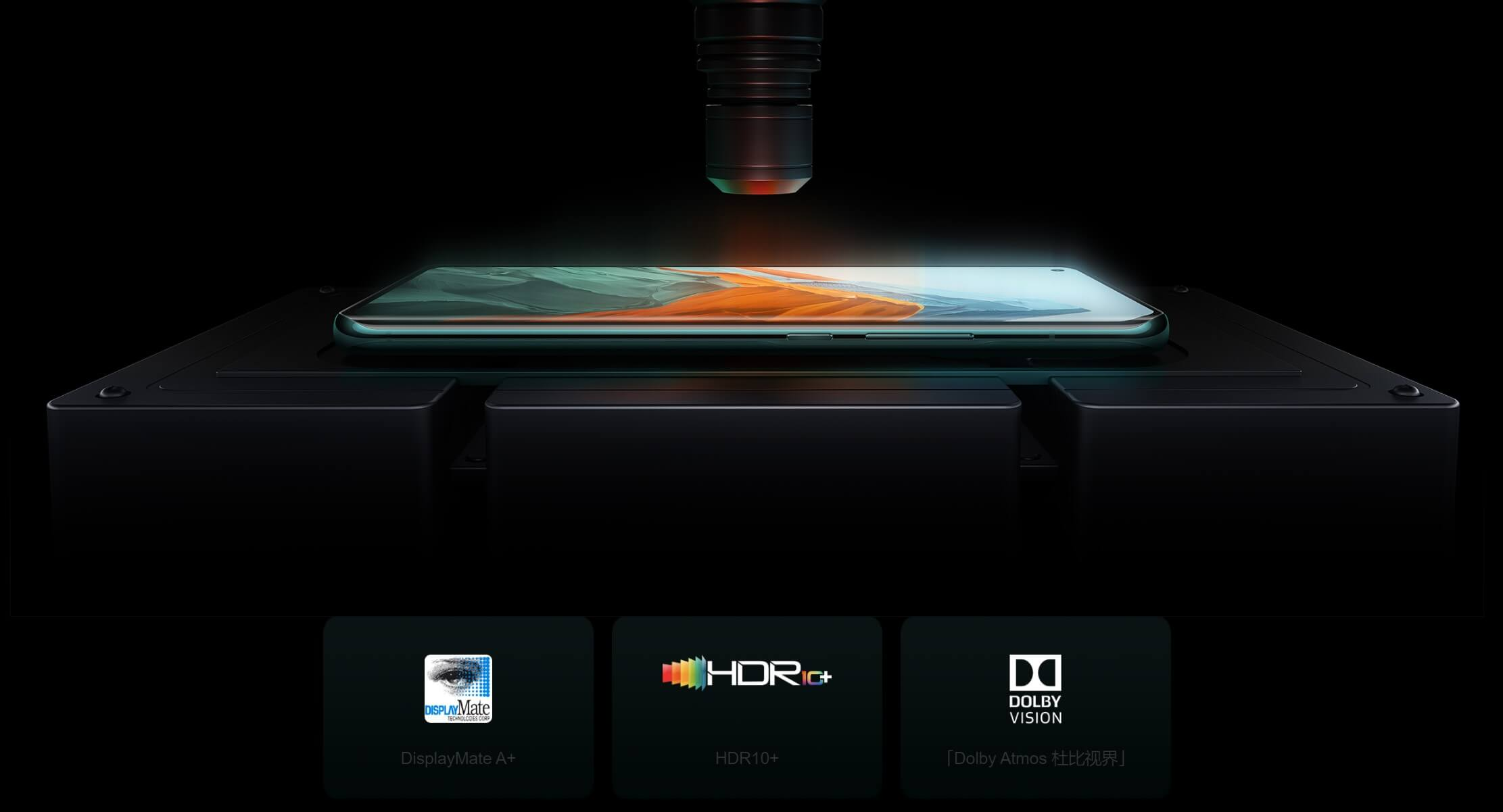 Xiaomi Mi 11 ProのディスプイはDisplay Mateの評価A+