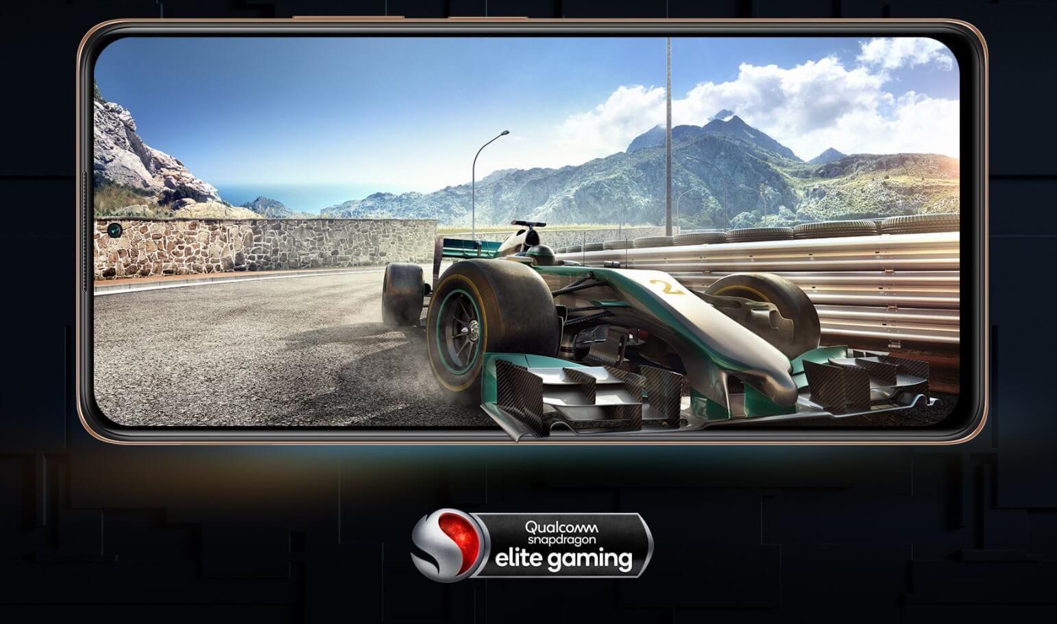 Snapdragon 732Gはエリートゲーミングに対応