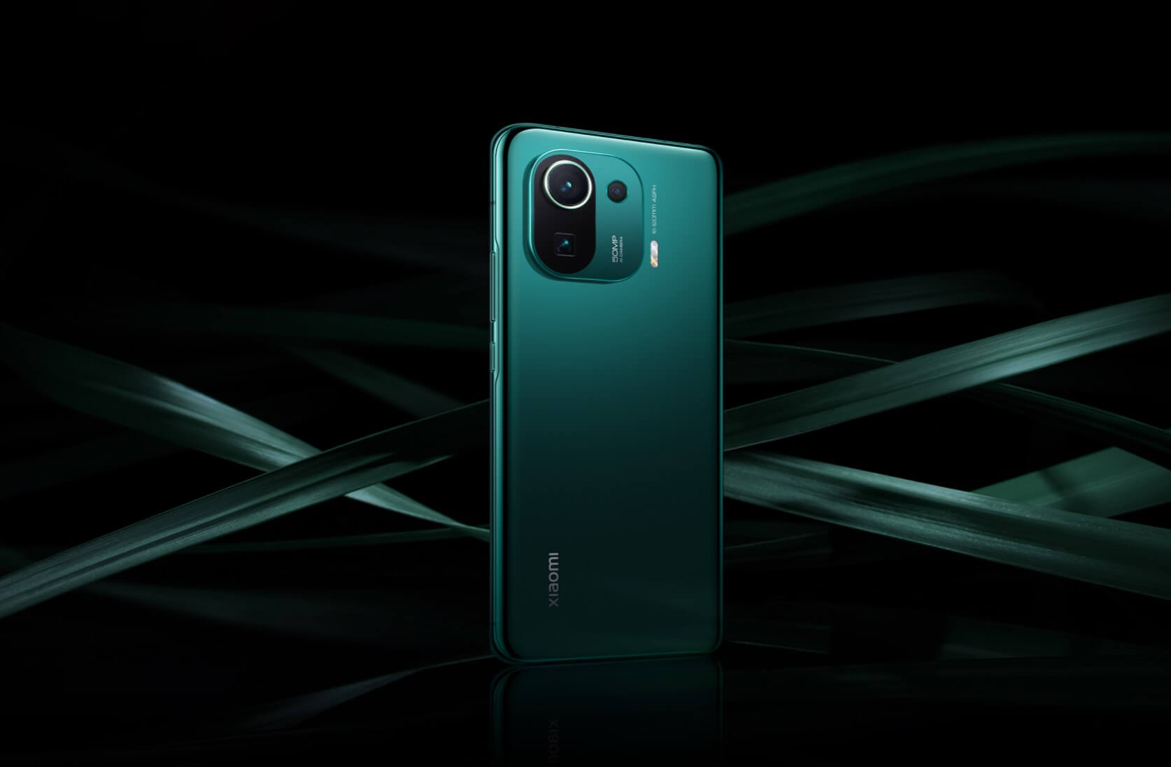 Xiaomi Mi 11 Pro 緑