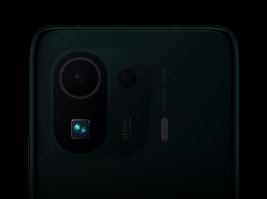 Xiaomi Mi 11 Proの望遠カメラは5倍光学ズームに対応