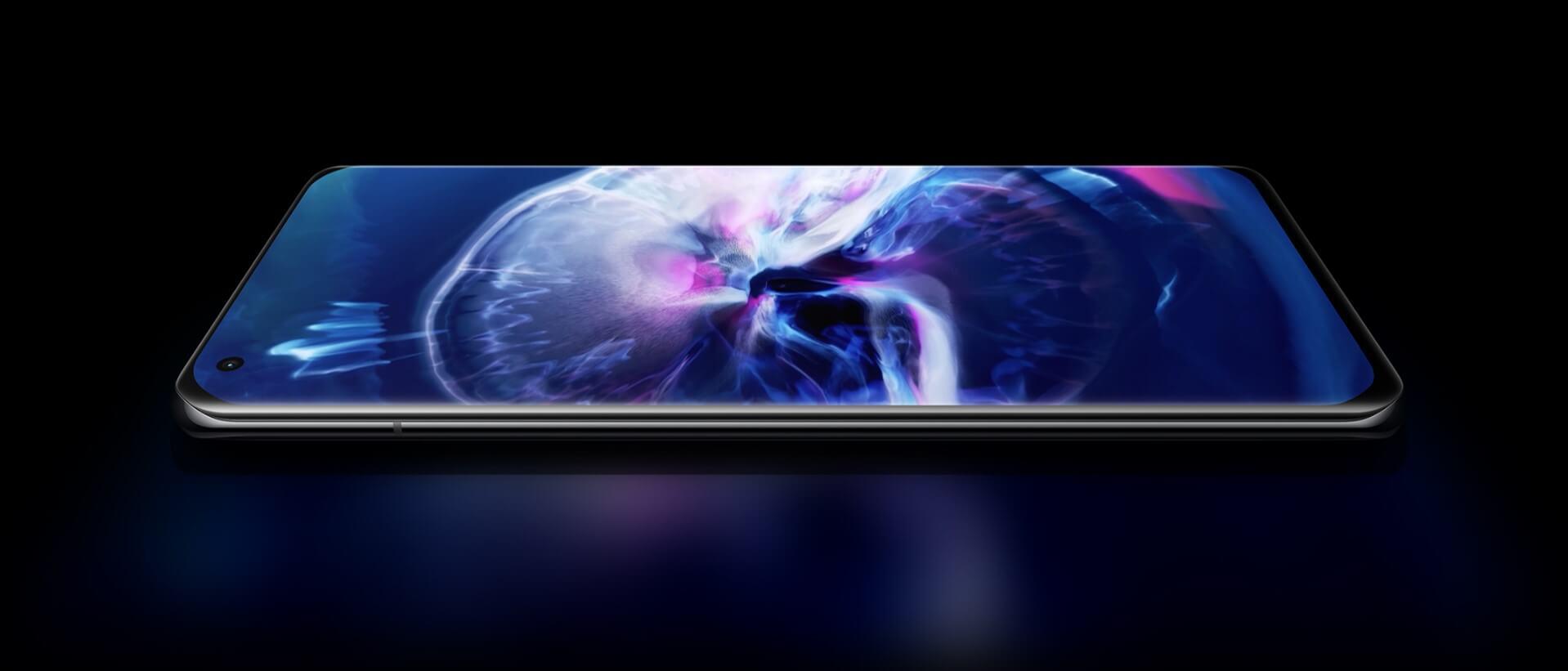 Xiaomi Mi 11 Proのディスプレイ