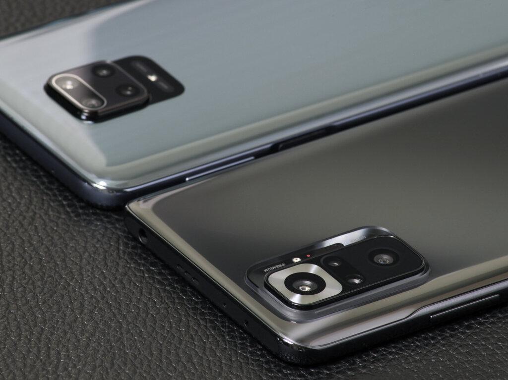 ミッドレンジのキングRedmi Note 9Sを凌ぐRedmi Note 10 Proの圧巻の高級感