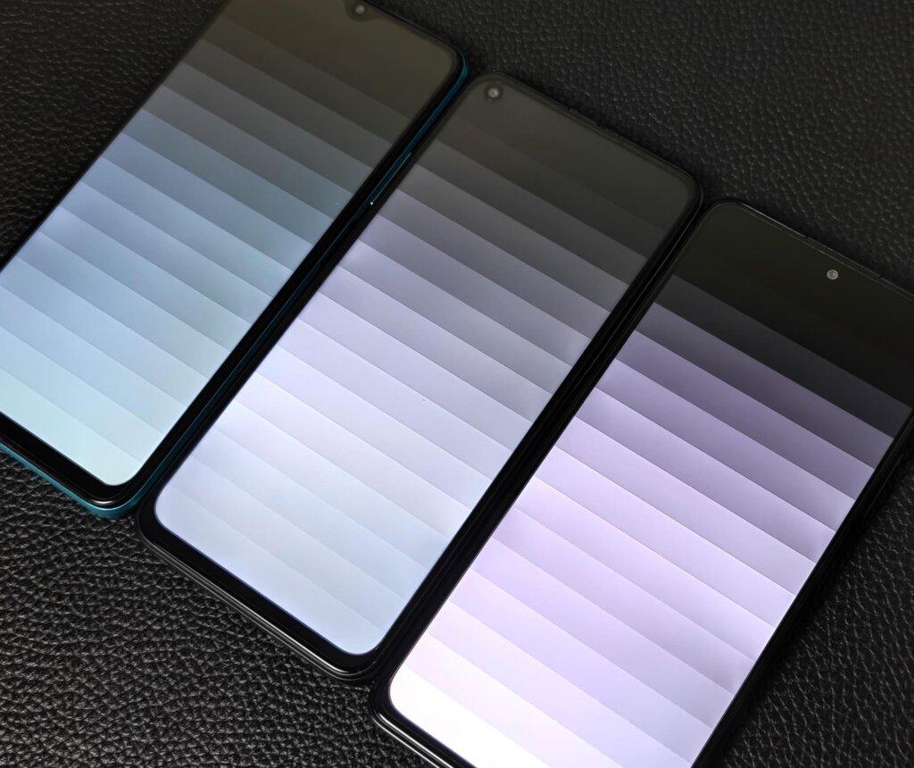 Redmi Note 10 Proのディスプレイは黒の表現が深い