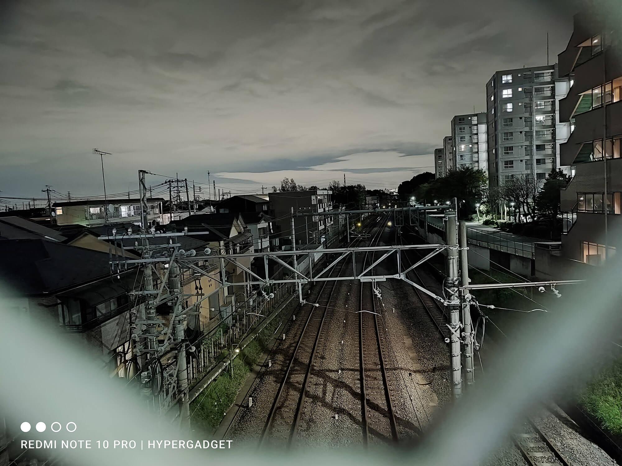 Redmi Note 10 ProのデフォルトカメラアプリはGCamを使わなくてもノイズレスで高画質