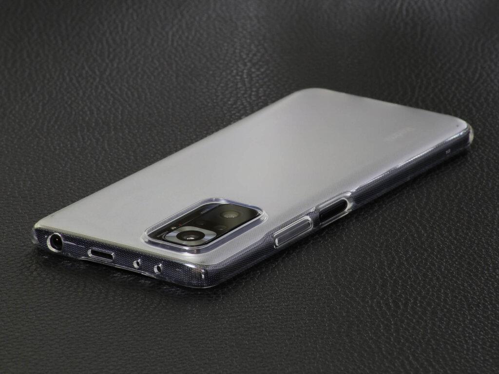 Redmi Note 10 Proに同梱されているケースはフラッグシップクオリティ