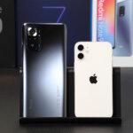 3万円台のRedmi Note 10 Proと8万円台のiPhone 12 miniのカメラ画質を徹底比較