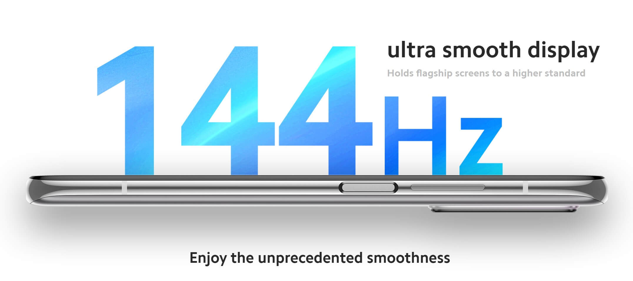 Xiaomi Mi 10Tのディスプレイは144Hzのリフレッシュレートに対応