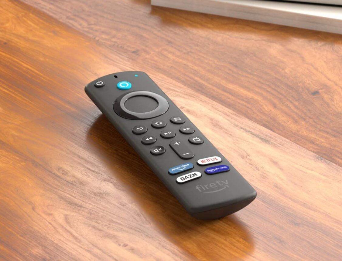 Fire TV Stick(第3世代)に付属のニューリモコンがあれば地上波テレビの様に操作が楽ちんに