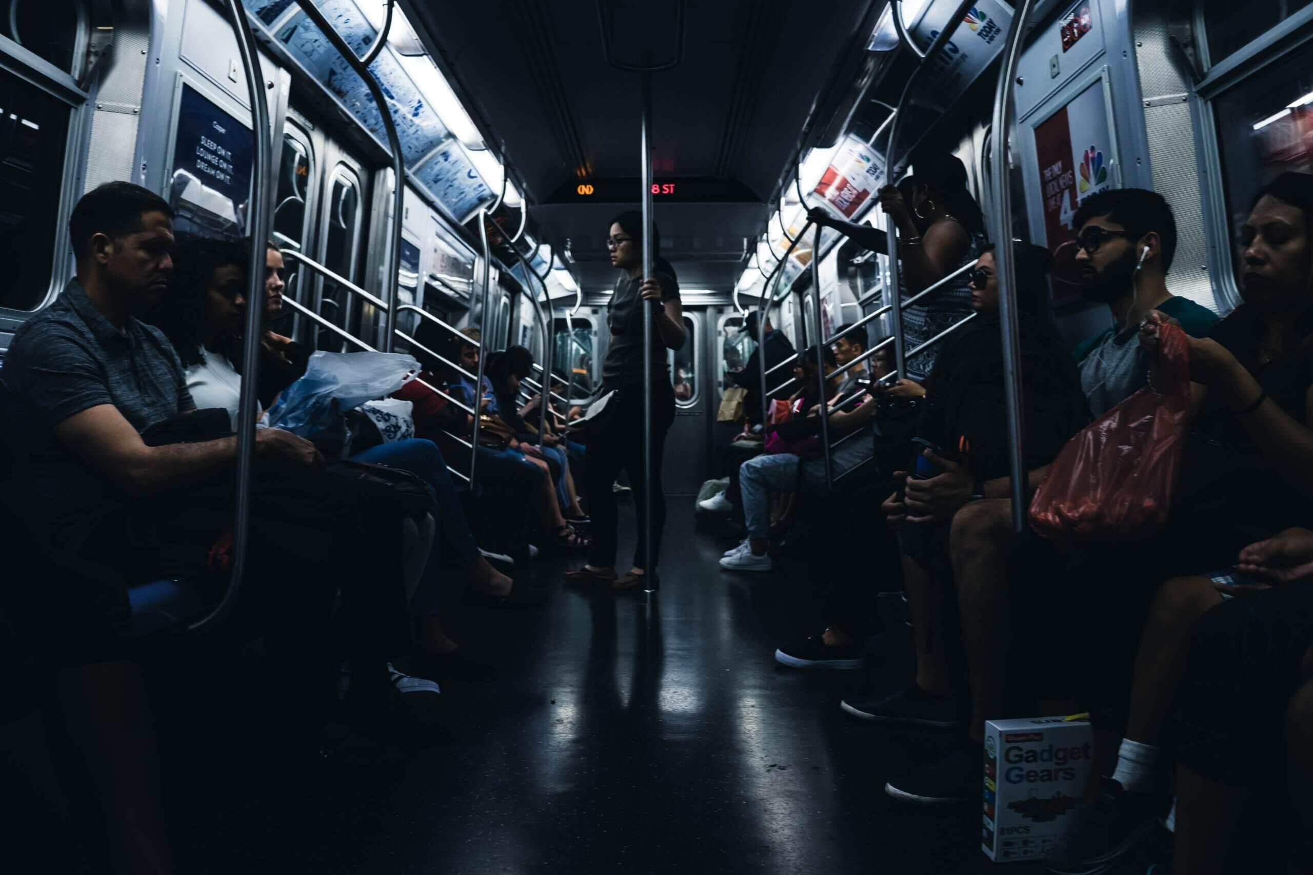 通勤・通学時間の全国平均は1時間19分程度