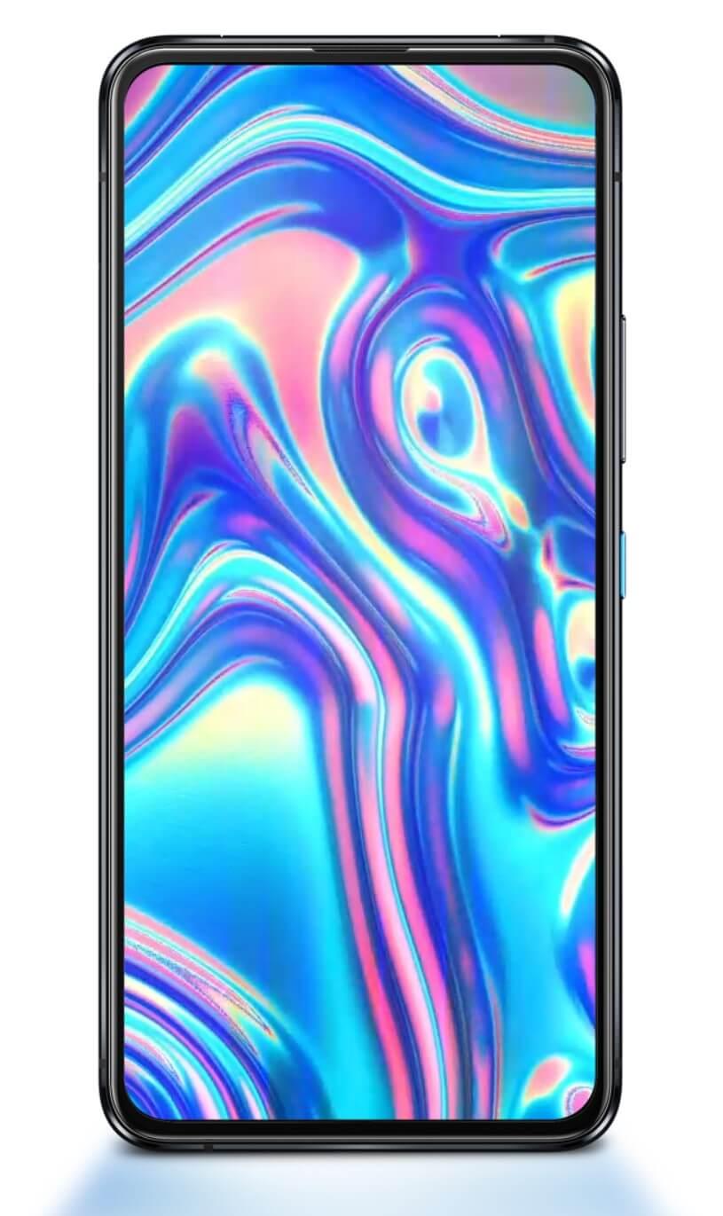 Zenfone 8 Flipのリフレッシュレートは90Hz