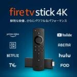 Fire TV Stick 4K