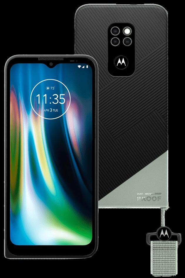 Motorolaの高耐久スマホ