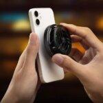 iphoneのmagsafeに対応する冷却ファン