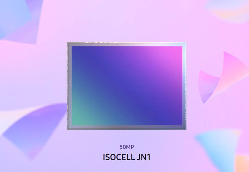 ISOCELL JN1
