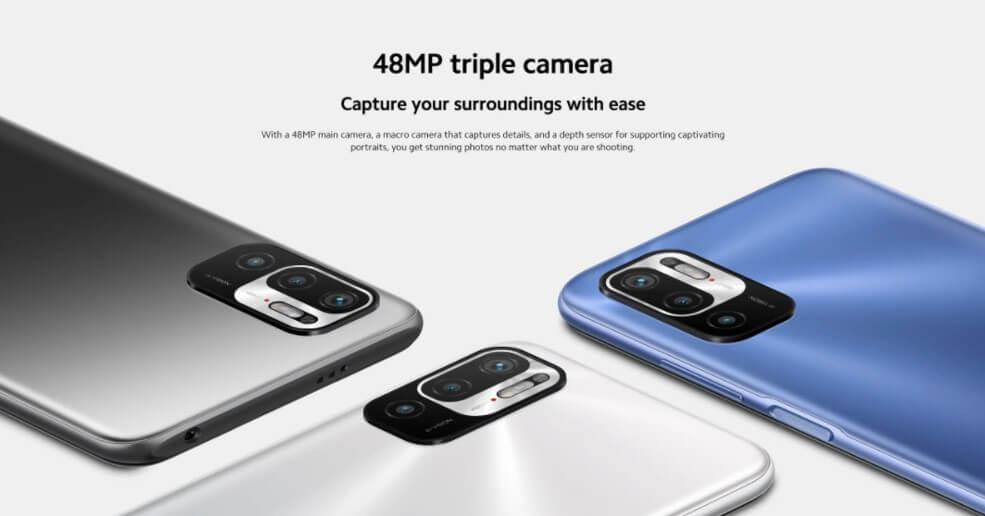 4800万画素カメラ