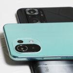 Mi 11 Lite 5GとRedmi Note 10 Proのカメラ画質を比較