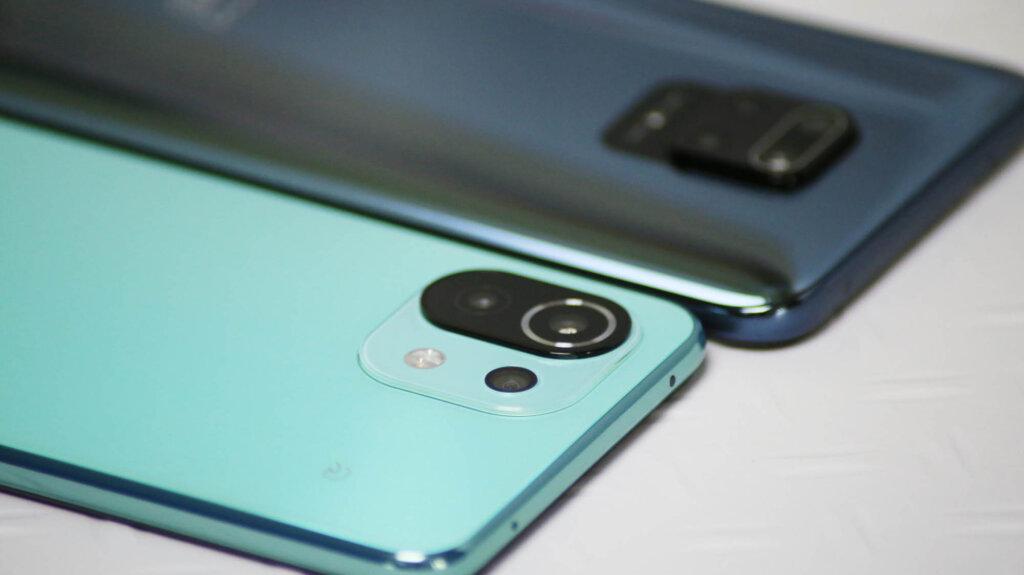 Xiaomiのスマートフォン