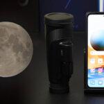 Redmi Note 10 Proに望遠レンズ
