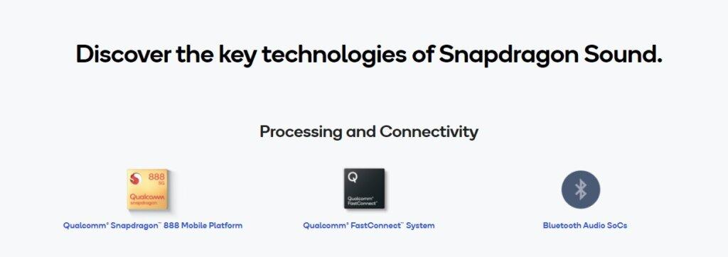 Snapdragon Sound対応