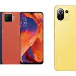 Xiaomi OPPO