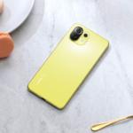 Mi 11 Lite 5G yellow