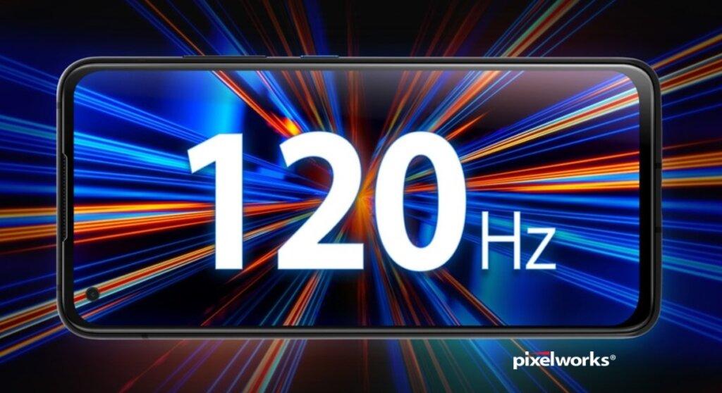 Zenfone 8 画面