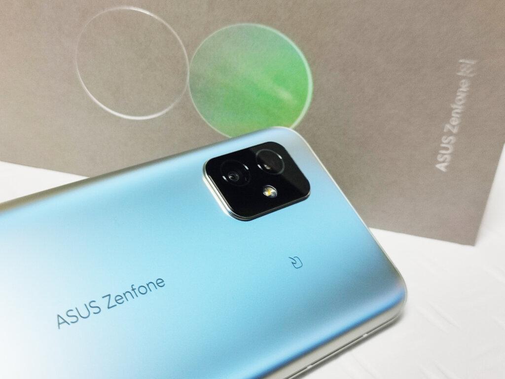 Zenfone 8 実機検証
