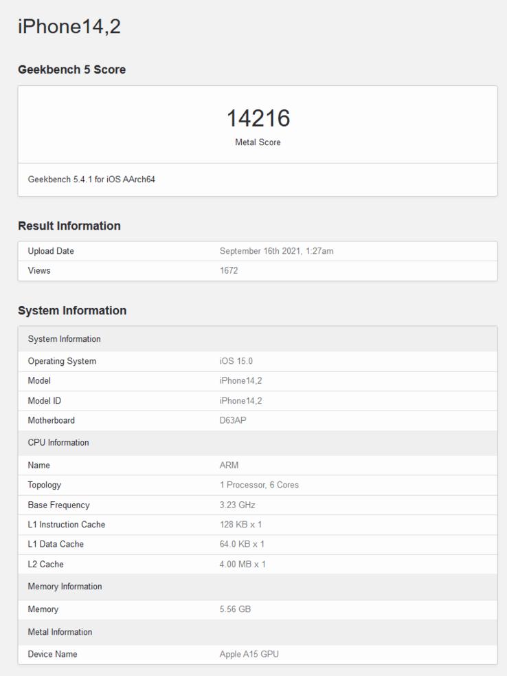 GPU性能