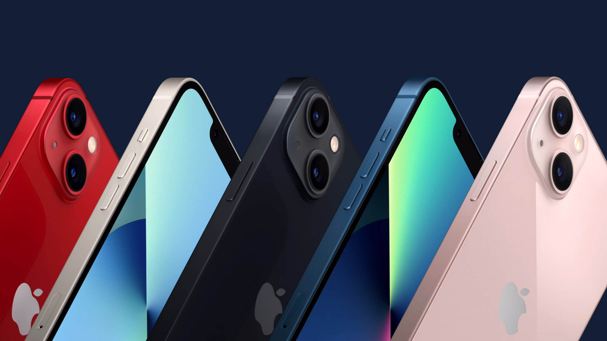 iPhone 13シリーズ
