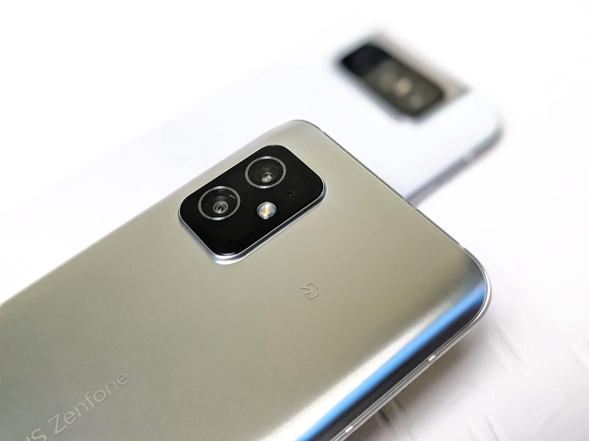 Zenfone 8のカメラ画質