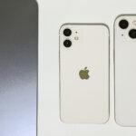 iPhone 13、iPhone 12 mini、iPad mini 6のベンチマークを比較