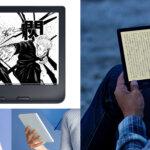 Kindle Paperwhiteとkobo libra 2