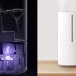 Xiaomi UV-Cライト除菌加湿器